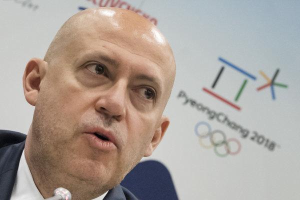 Anton Siekel priznal, že v Pjongčangu nebude iba ako šéf SOV, ale aj ako fanúšik.
