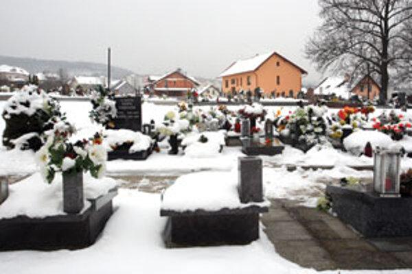 Projekt za 15-tisíc eur má vyriešiť nedostatok miesta na cintoríne.