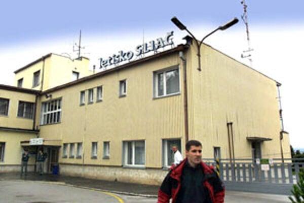 Letisko Sliač