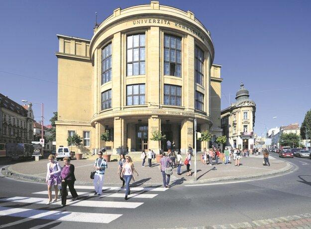 Právnická fakulta UK v Bratislave