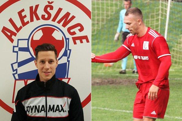 Martin Hrebík sa vrátil z Rakúska do Alekšiniec. Marek Kollár má namierené z Klasova do tímu piatoligového Lapáša.