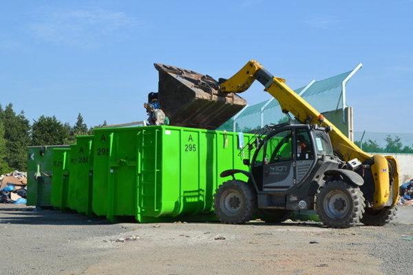 TsmP sa uchádzajú o nenávratný finančný príspevok na projekt zameraný na zhodnotenie komunálneho odpadu.