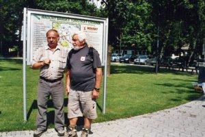 So Stanislavom Gurským na Uhoľnej stope.