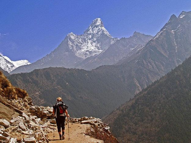 Nepal. Ama Dablam