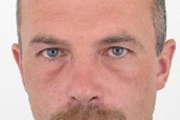 Hľadaný Pavol Šooš.