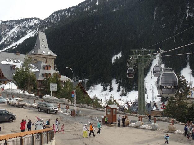 Stredisko Baquiera Beret už majitelia nechcú zväčšovať, majú však olympijský sen.