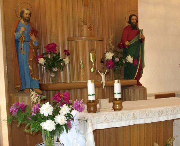 V kaplnke na Bôriku budú omše aj počas Vianoc.