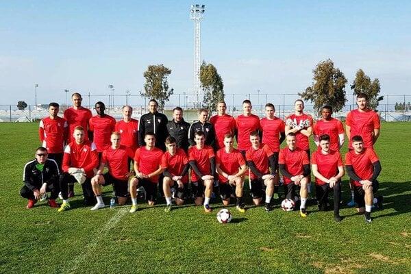 Futbalisti Serede už trénujú v tureckom Beleku.