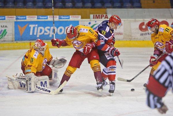 Trenčín strelil šesť gólov.