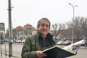 Vladimír Štefanovič sa snostalgiou zahľadel do archívnych novín, ktoré vznikali pod jeho taktovkou.