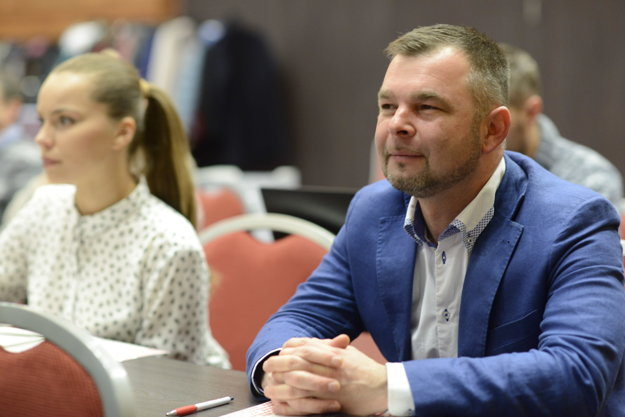 Marek Polonec, člen Trnavskej hudobnej spoločnosti.