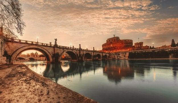 Anjelsky hrad v Ríme