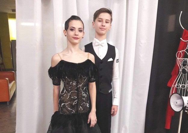 Matúš a Barbora.