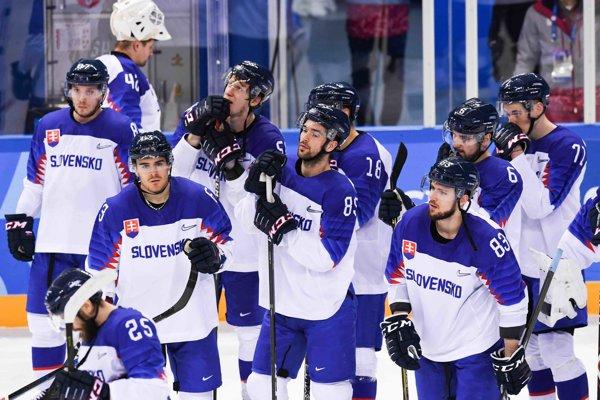 Slovenskí hokejisti obsadili v tabuľke B-skupiny posledné miesto.
