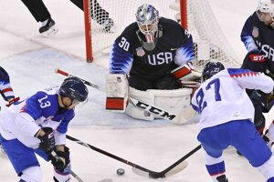 Podarí sa slovenským hokejistom postúpiť do štvrťfinále?