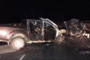 Tragická dopravná nehoda pri Lovinobani. Vodič jedného z áut, ktoré sa čelne zrazili, uhorel.