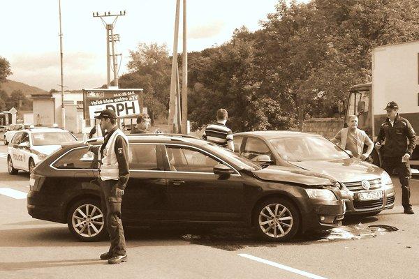 V poslednom čase bardejovská polícia riešila aj viac dopravných nehôd pri križovatke ulíc Krátky rad a Veterná.
