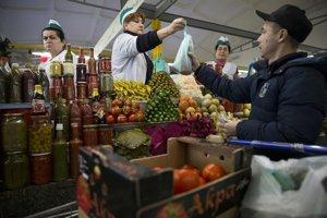 Ruskí obchodníci sa snažia obmedziť množstvo tovarov z Turecko, no nie je to jednoduché.