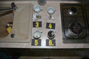 Zaistená marihuana by stačila na viac ako 200 dávok.