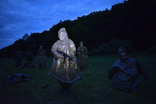Slovenská realita vo filme ˇAž přijede válka.