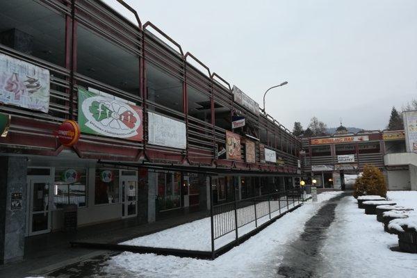 Zakliata achátrajúca budova SOS vBardejovských Kúpeľoch. (Zdroj: MH)