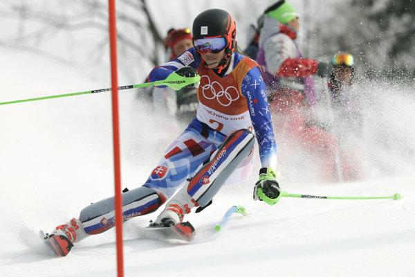 Petra Vlhová dosiahla v kombinácii životný úspech.