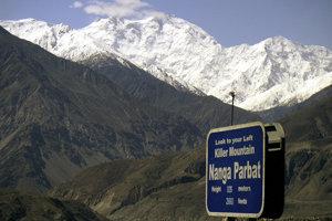 Deviaty najvyšší vrch na svete Nanga Parbat v Pakistane zdolali Ivan Fiala a Michal Orolin v roku 1971.
