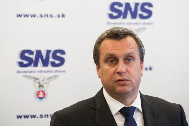 Andrej Danko - politik - www.sme.sk