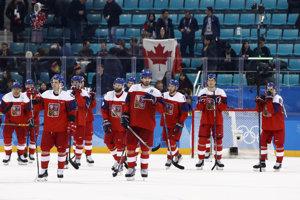 Sklamaní hráči Česka mali medailu na dosah.
