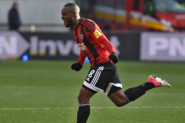 Reagy Ofosu rozhodol gólom v nadstavenom čase o výhre Trnavy.