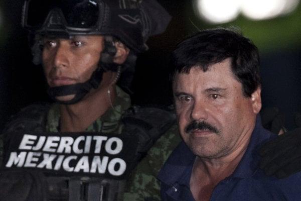 "Joaquin ""El Chapo"" Guzmán."