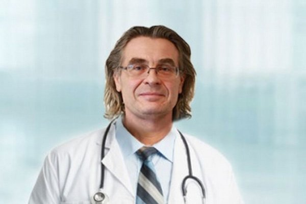 Slavomír Šuch, lekár - internista.