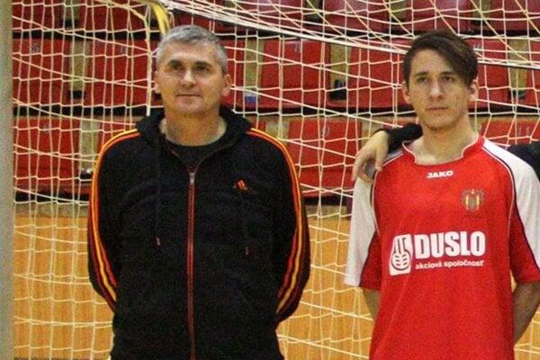 Pavol Bartoš bude viesť starších dorastencov Šale a zároveň zostáva asistentom Petra Gergelyho.