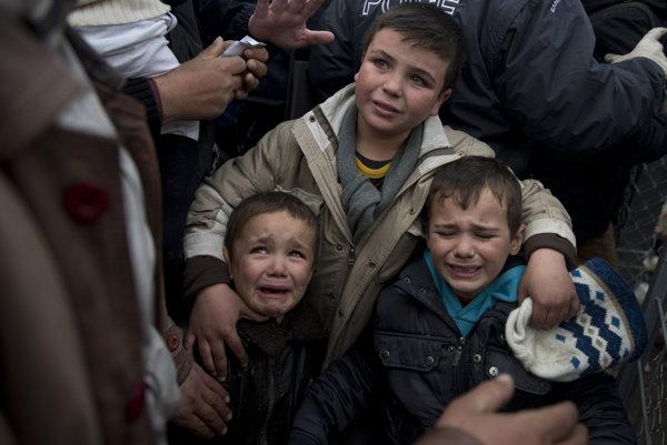 Do Nemecka prišlo vlani približne 59-tisíc detí bez rodičov.