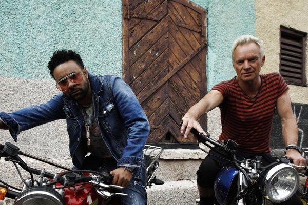 Sting príde do Bratislavy so Shaggym.