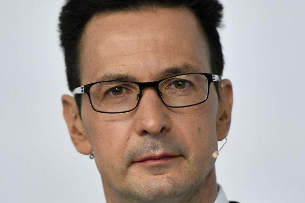 Bernhard Günther, finančný riaditeľ spoločnosti Innogy.