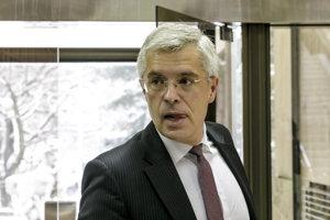 Štátny tajomník Ministerstva zahraničných vecí a európskych záležitostí SR Ivan Korčok.