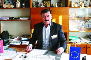 Jozef Zanovit, riaditeľ Spojenej školy v Martine.