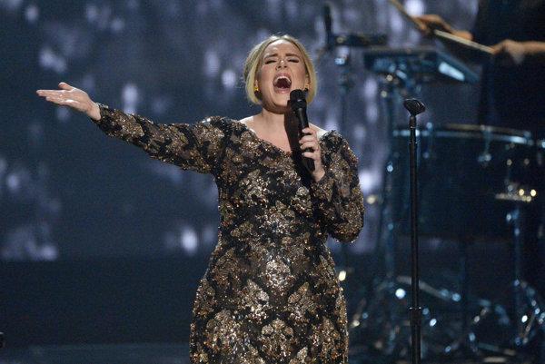 Adele získala štyri nominácie.