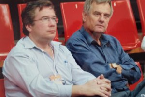 Ján Jacoš a Vincent Sabo.
