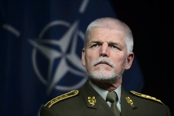 Generál Petr Pavel.