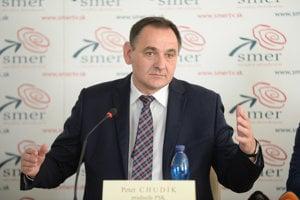 Peter Chudík (Smer).