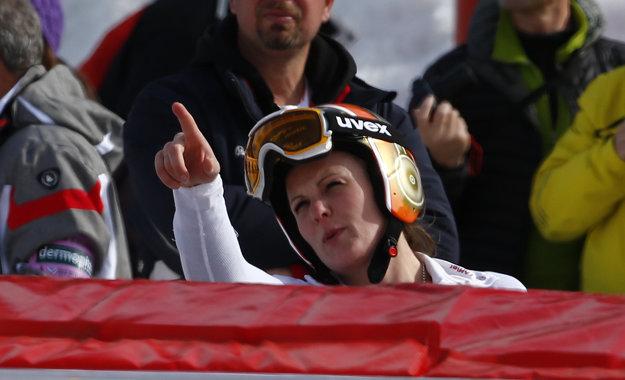 Nicole Hospová chválila Veroniku Velez-Zuzulovú.