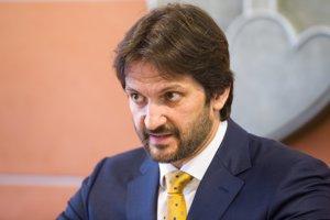 Minister Kaliňák oznámil svoju rezignáciu.