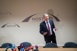 Predseda Mosta-Híd Béla Bugár uprednostňuje predčasné voľby.