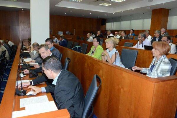 Zastupiteľstvo NSK bude schvaľovať aj dokončenie už rozbehnutých projektov v celkovej výške viac ako 300 000 eur.