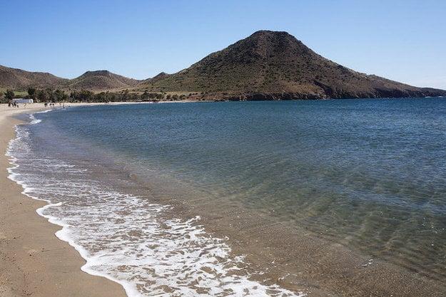 San José, pláž de los Genoveses