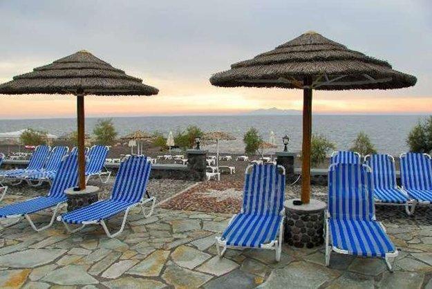 Santorini sa považuje za najromantickejšie miesto v Grécku.