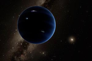 Možná deviata planéta našej slnečnej sústavy pripomína Neptún.