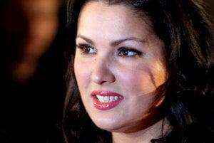 A. Netrebko môžete vidieť v opere Trubadúr 11. februára.